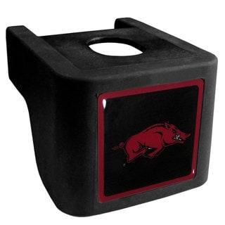 Collegiate Arkansas Razorbacks Shin Shield Hitch Cover