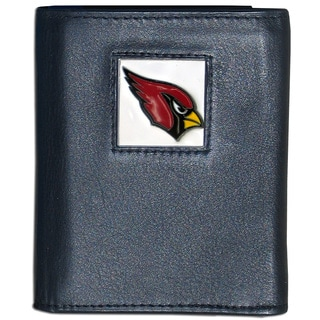 NFL Arizona Cardinals Leather Tri-fold Wallet