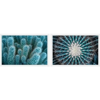 Glorious Spikes Diptych