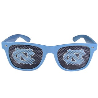 Collegiate North Carolina Tar Heels Blue Plastic Game Day Shades