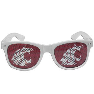 Collegiate Washington St. Cougars White Game Day Shades