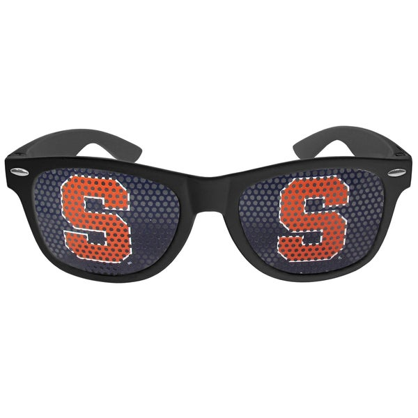 Collegiate Syracuse Orange Black Game Day Shades