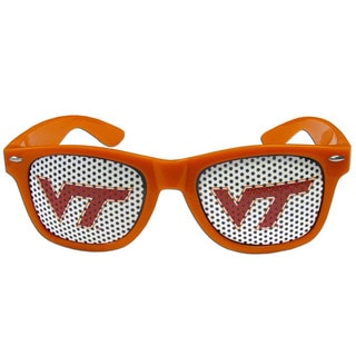 Collegiate Virginia Tech Hokies Orange Game Day Shades