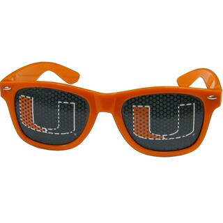 Collegiate Miami Hurricanes Game Day Shades
