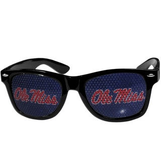 Collegiate Mississippi Rebels Game Day Shades
