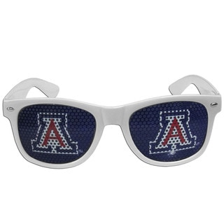 Collegiate Arizona Wildcats White Game Day Shades