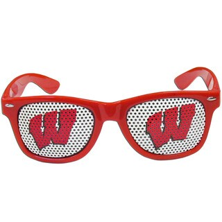 Collegiate Wisconsin Badgers Game Day Shades