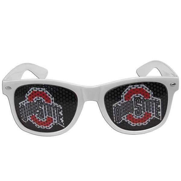 Collegiate Ohio State Buckeyes Game Day Shades