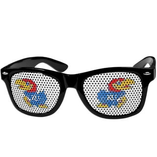 Collegiate Kansas Jayhawks Game Day Shades