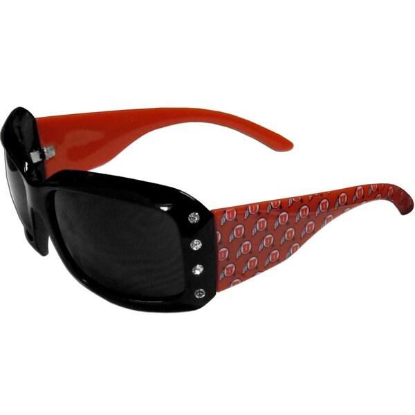 Utah Utes NCAA Women's Designer Bling Sunglasses
