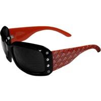 4f99b0eb13fd Shop North Carolina Tar Heels NCAA Women s Designer Bling Sunglasses ...