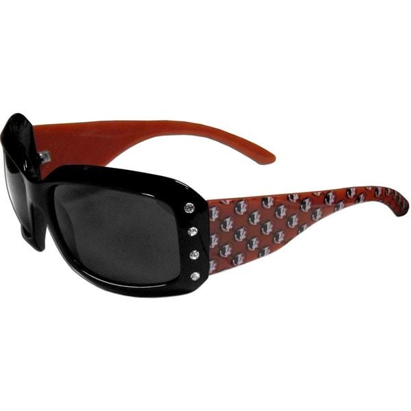 Florida State Seminoles NCAA Women's Designer Bling Sunglasses