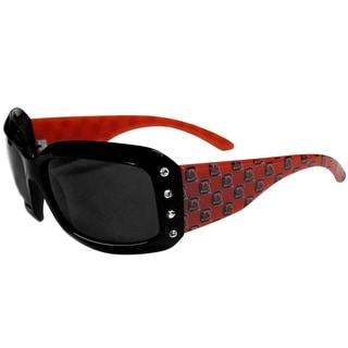 Collegiate S. Carolina Gamecocks Designer Women's Black Sunglasses