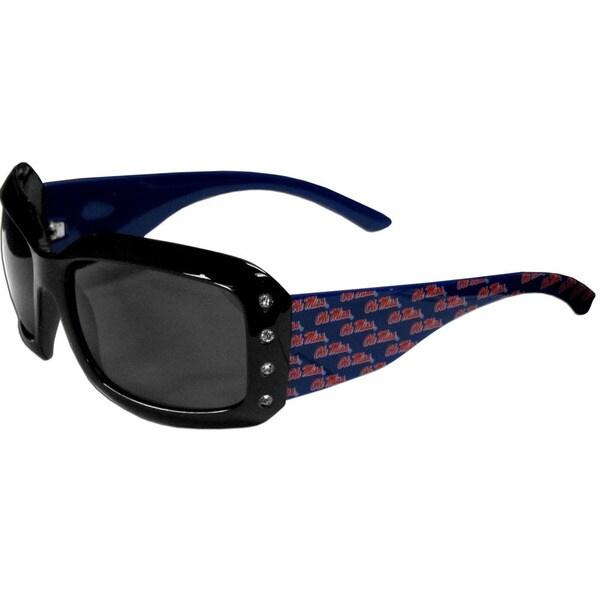 Mississipppi State Bulldogs NCAA Women's Designer Bling Sunglasses