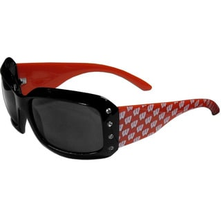 Collegiate Wisconsin Badgers Women's Designer Sunglasses