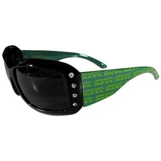Collegiate Oregon Ducks Designer Women's Sunglasses