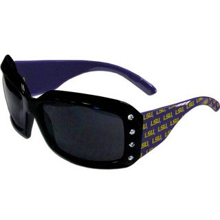 LSU Tigers NCAA Women's Designer Bling Sunglasses