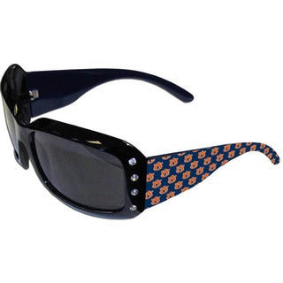 Collegiate Auburn Tigers Women's Black Designer Sunglasses