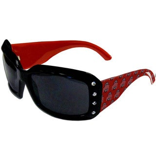 Collegiate Women's Ohio State Buckeyes Designer Sunglasses