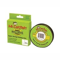 Lews Fishing Mr Catfish Camo 500-yard 15-pound Test Line Filler Spool