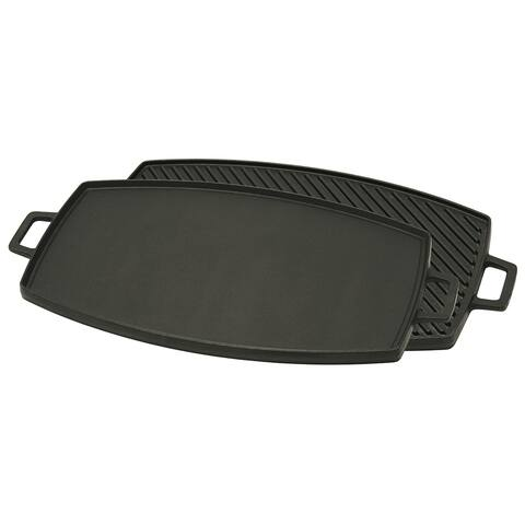 Bayou Classic® 7447 - Double Reversible Griddle