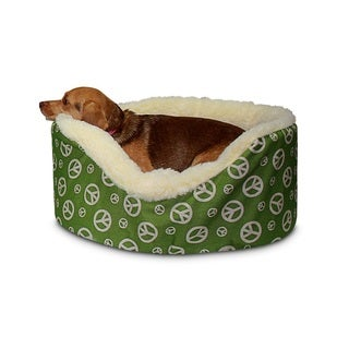 Restless Tails Pet Couch - Green Peace