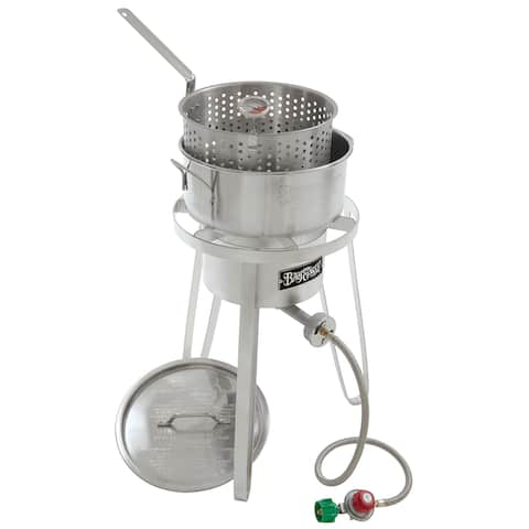 Bayou Classic® 1135 - Stainless Fish Cooker