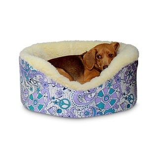 Restless Tails Hippie Berry Chic Pet Couch