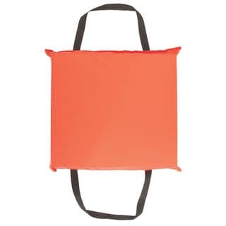 Coleman Stearns Orange Nylon Utility Cushion