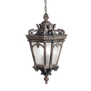 Kichler Lighting Tournai Collection 3-light Londonderry Outdoor Pendant