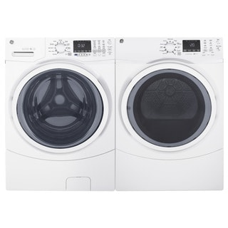 ge steam laundry pair with 75cubic feet capacity front load gas dryer and 45 - Best Rated Washer And Dryer