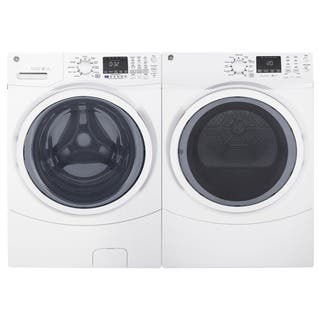 GE Steam Laundry Pair with 7.5-cubic Feet Capacity Front Load Electric Dryer and 4.5-cubic Feet Capa|https://ak1.ostkcdn.com/images/products/13475474/P20162022.jpg?impolicy=medium