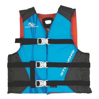 Coleman Stearns Youth Antimicrobial Series Life Jacket