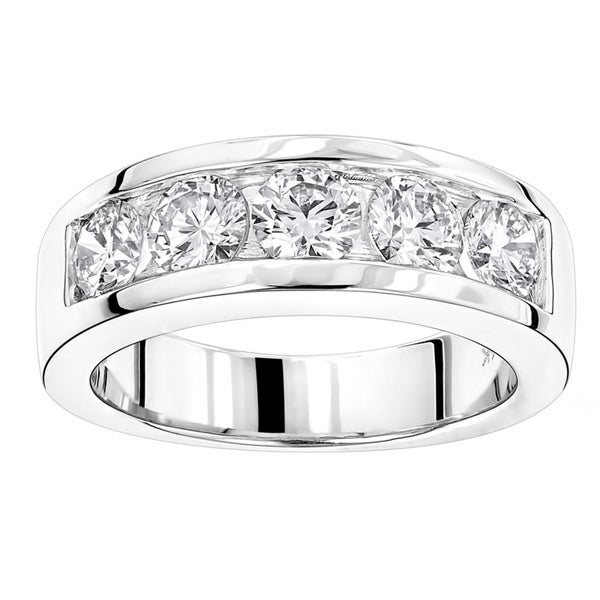 bands band cut view front wedding stone vb barbone mine old diamonds barbara products victor vintage
