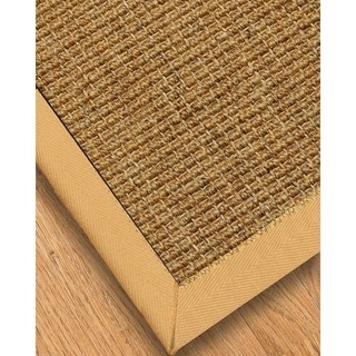 "Handcrafted Studio Fudge Sisal Carpet Stair Treads 9"" x 29"" (Set of 13)"