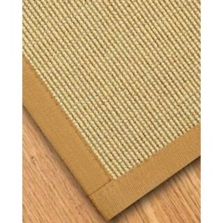 "Handcrafted Monterrey Onyx Sisal Carpet Stair Treads 9"" x 29"" (Set of 13)"