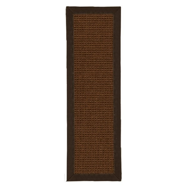 """Handcrafted Linden Sisal Carpet Stair Treads (Set of 13) - 9""""x 29"""""""