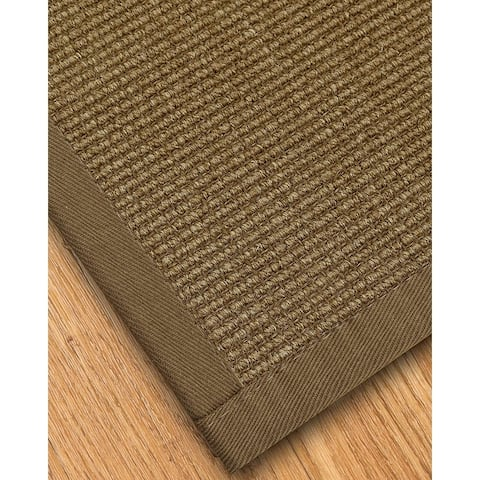 """Handcrafted Sandstone Sisal Carpet Stair Treads (Set of 13) - 13PC (9"""" x 29"""")"""