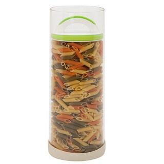 Honey-Can-Do Adjustable Lid Storage Jar, L