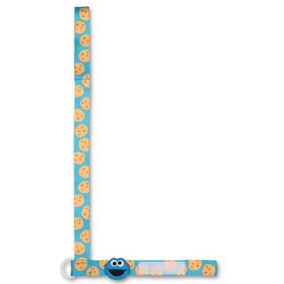 NoThrow Sesame Street Cookie Monster Bottle Tethers (Set of 2)