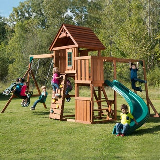 Swing-N-Slide Cedarbrook Play Set