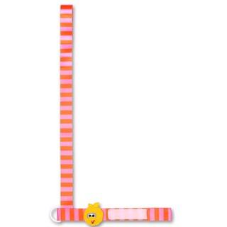 NoThrow Kids' 'Sesame Street' Big Bird Polyester Bottle Tethers (Set of 2)