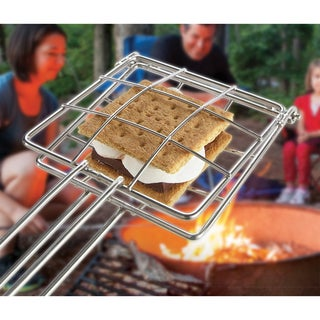 Black Series 2pc S'mores Grilling Basket