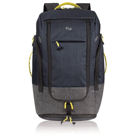 Solo 17.3-inch Laptop Convertible Backpack/Duffel Bag