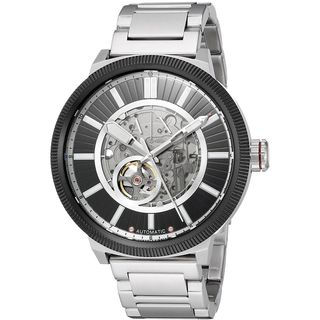 Armani Exchange Men's AX1415 'Street' Automatic Stainless Steel Watch