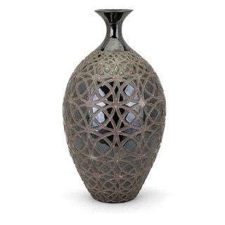 Trisha Yearwood New Frontier Cheval Earthenware Vase