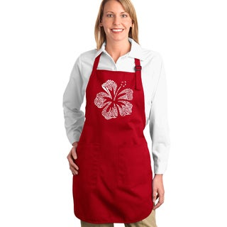 Los Angeles Pop Art Full-length Mahalo Apron