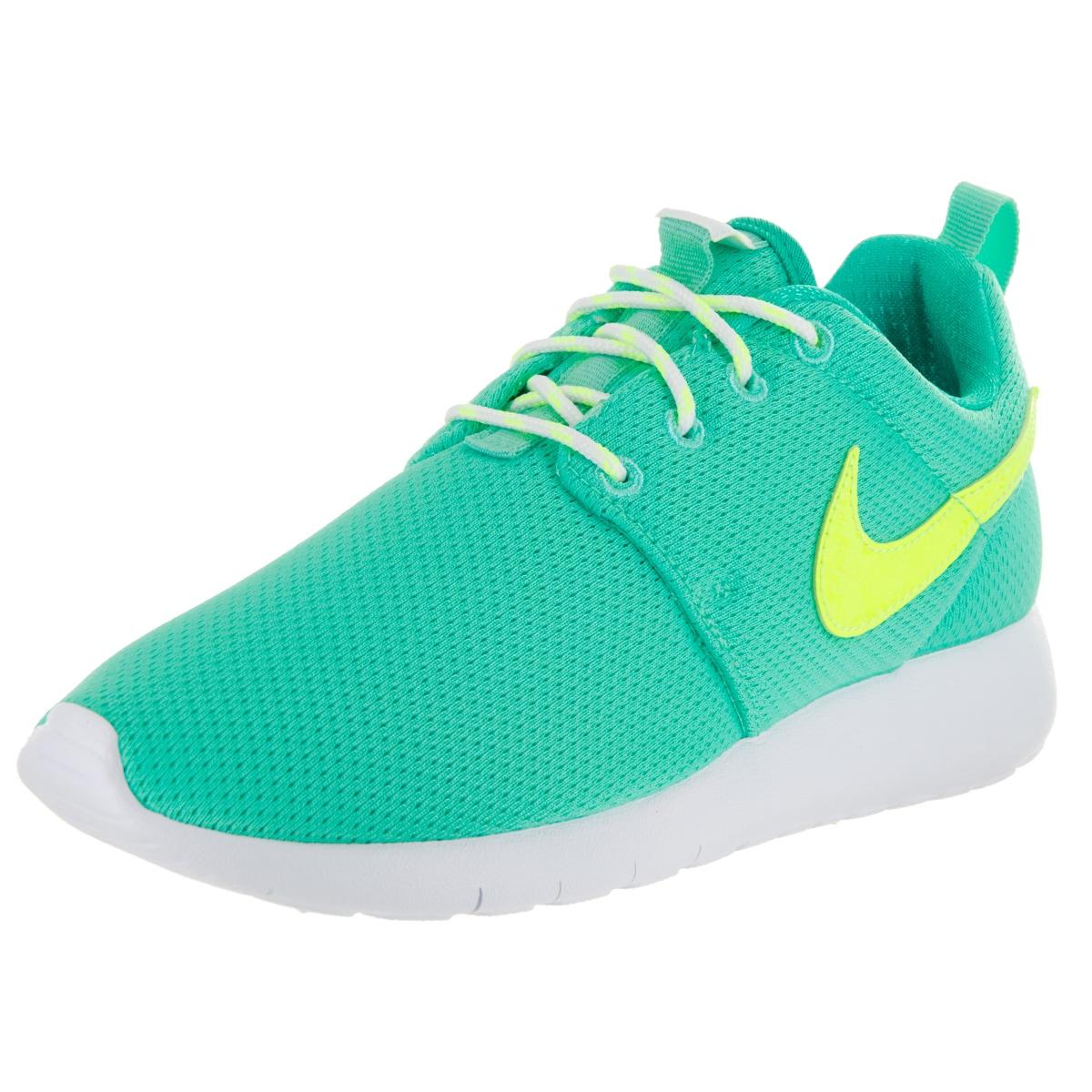 Nike Kids Roshe One (GS) Running Shoe (As Is Item) (7), G...