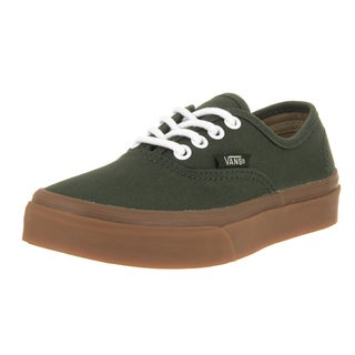 Vans Kids' Authentic Gumsole Skate Shoes