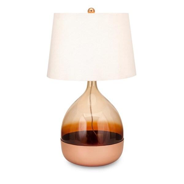 Trisha Yearwood Songbird Copper Finish Lamp